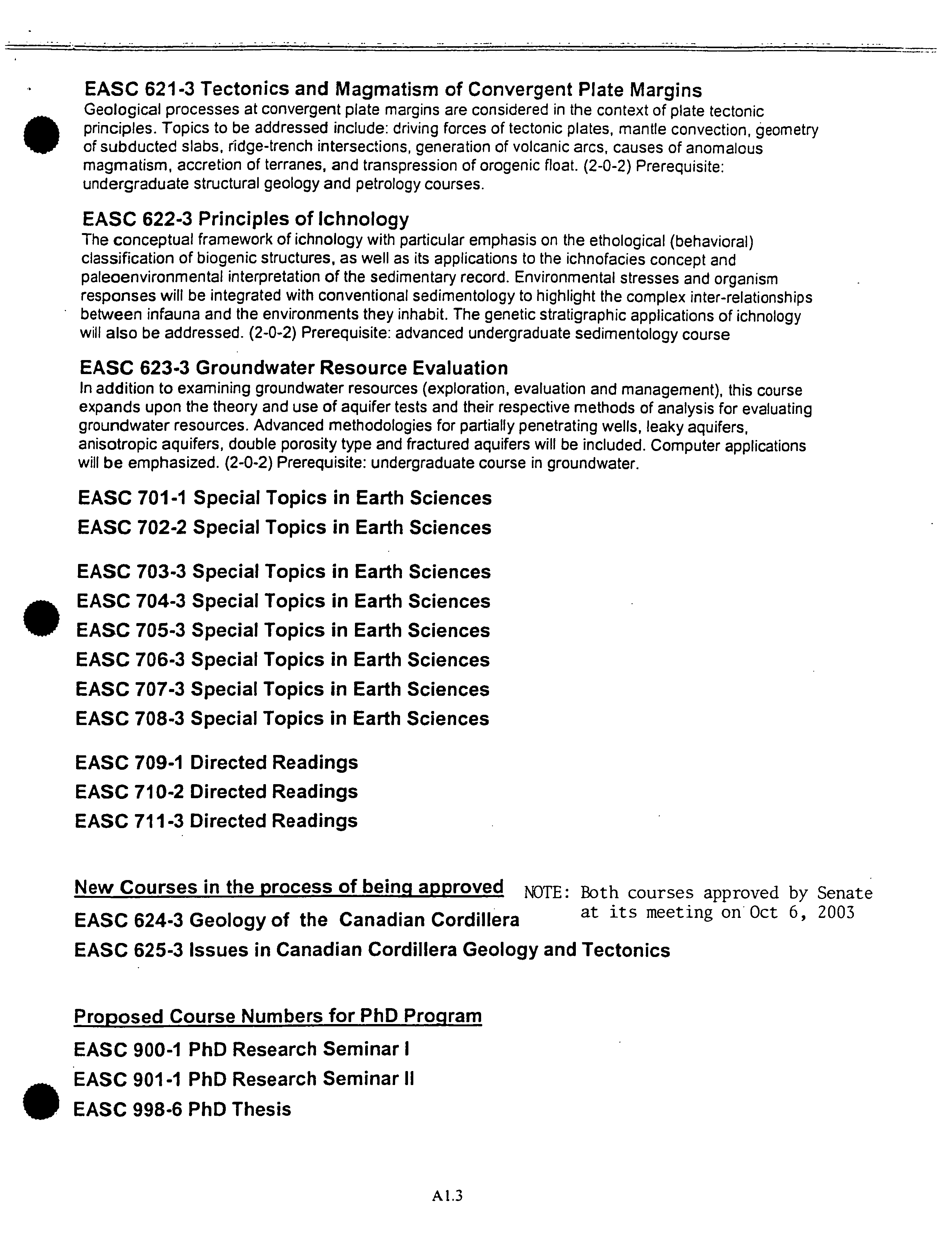 pay to do earth science thesis proposal