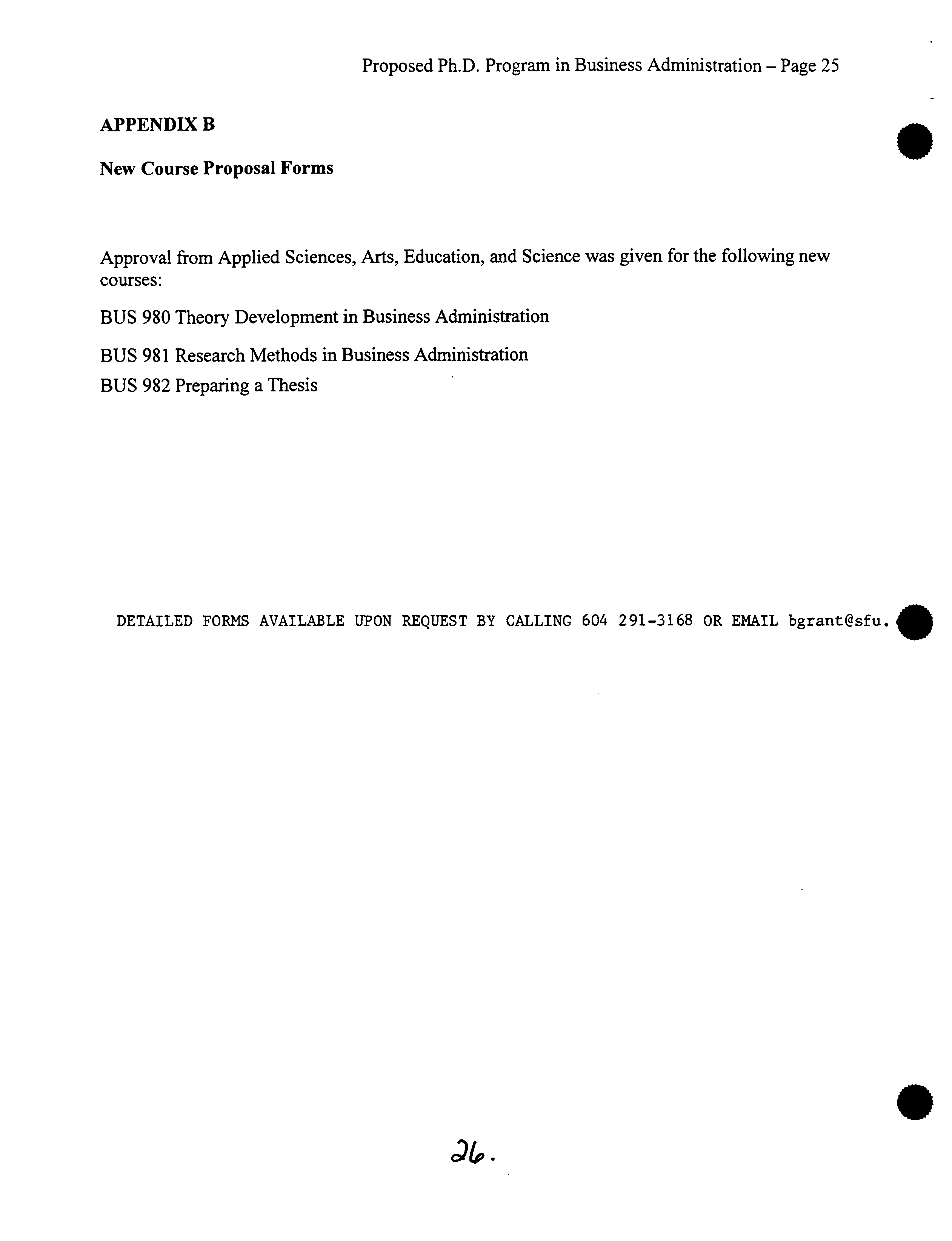 sfu thesis approval page