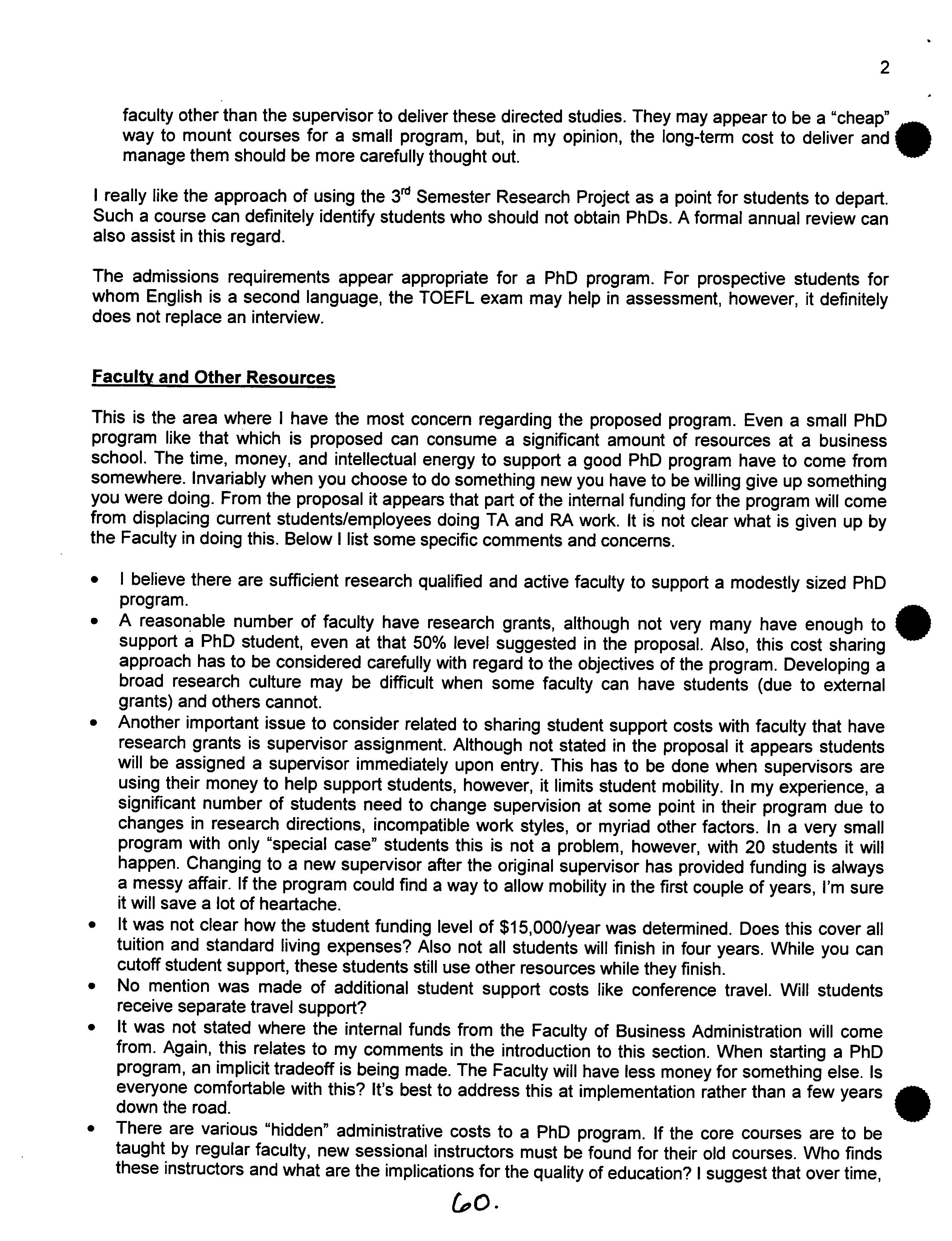 B>Reflective essay - TILT