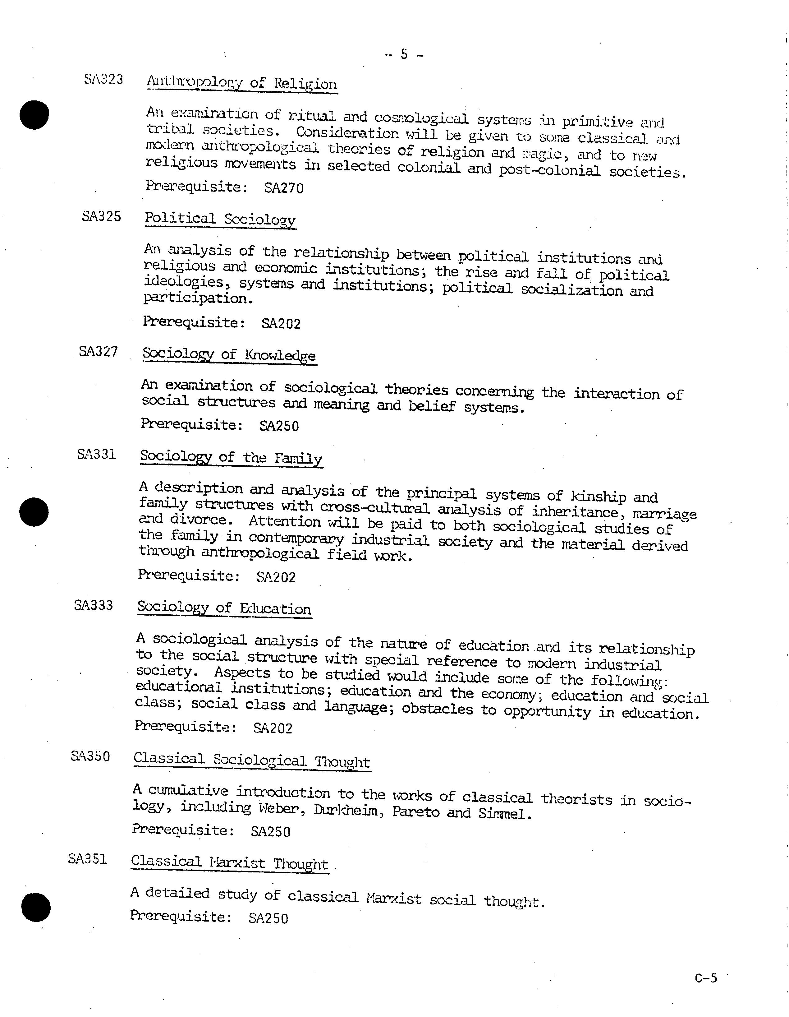 barrington moore thesis