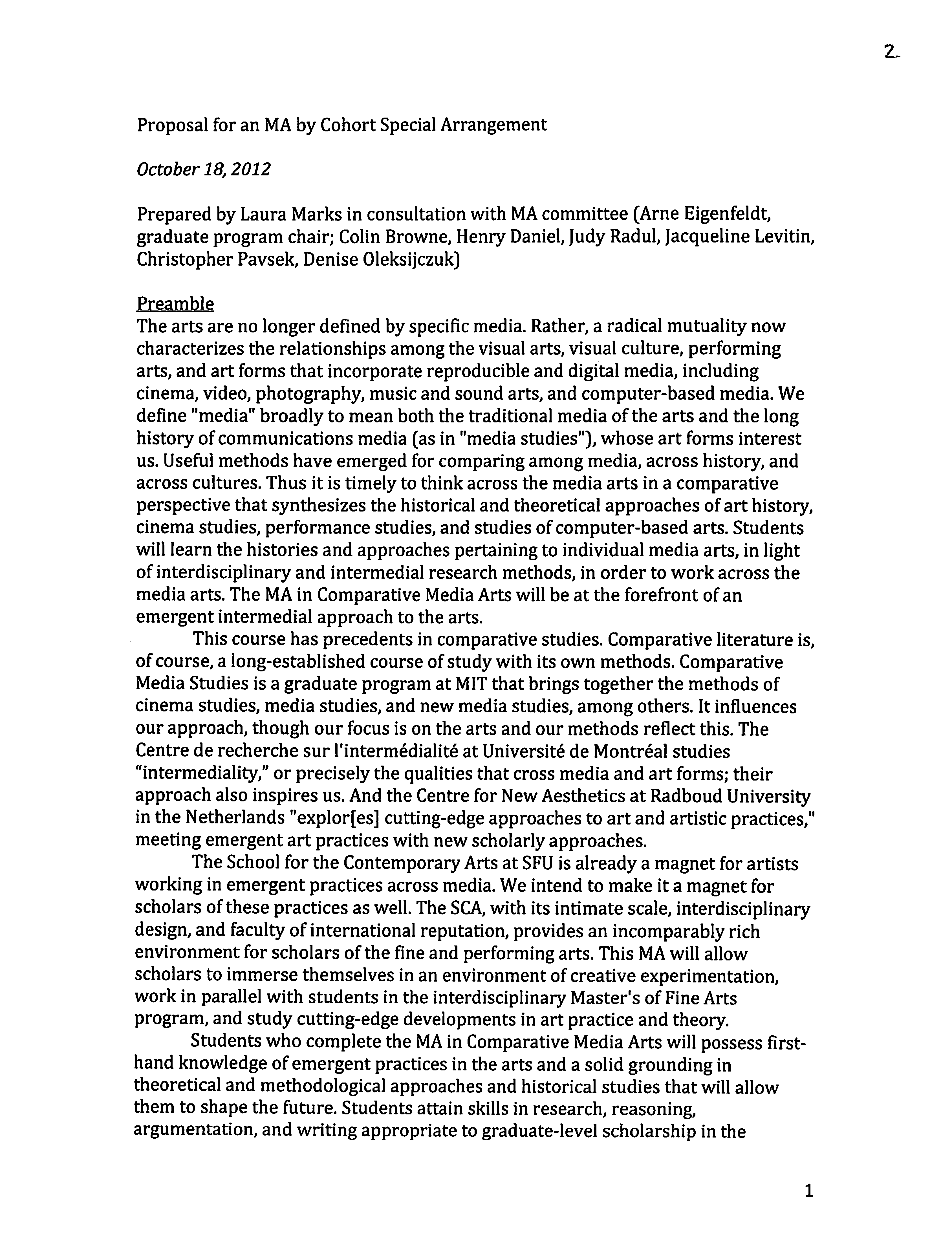 sshrc research proposal sample